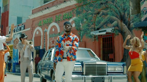 Fuse ODG – Island (Official Video)