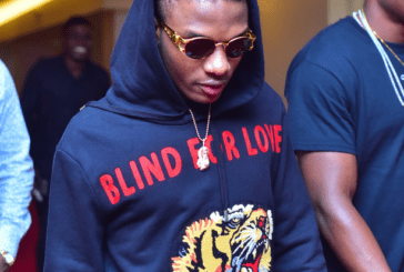 Wizkid reveals he is fully booked from now till 2021