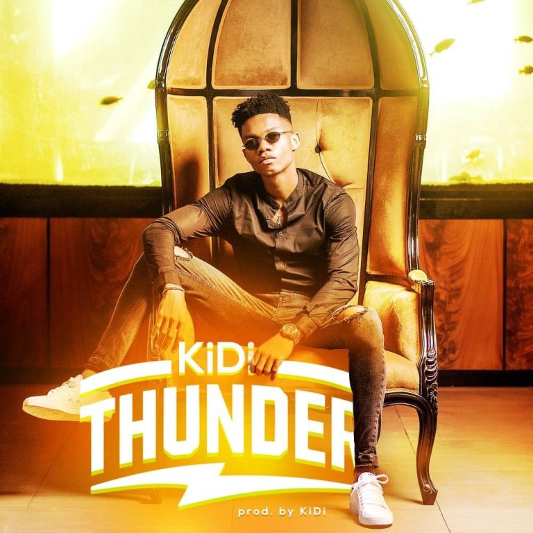 KiDi – Thunder (Lyrics)