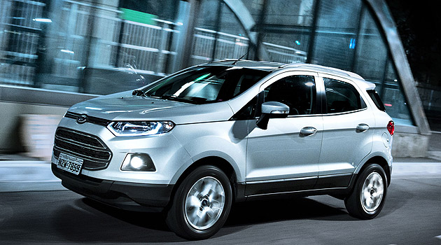 Nueva Ford EcoSport Global
