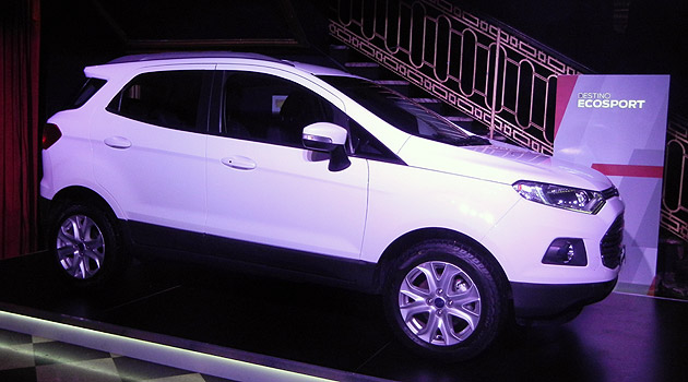 Nueva Ford EcoSport Global