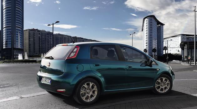 Fiat en el Salon de Ginebra 2013
