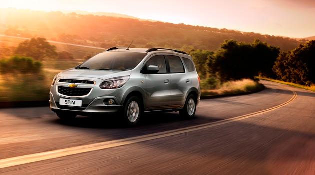Llego la motorizacion Diesel para el Chevrolet Spin