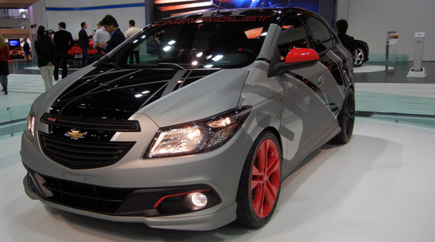 Chevrolet Onix RS Concept