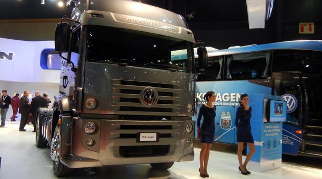 Volkswagen Constellation 19.390