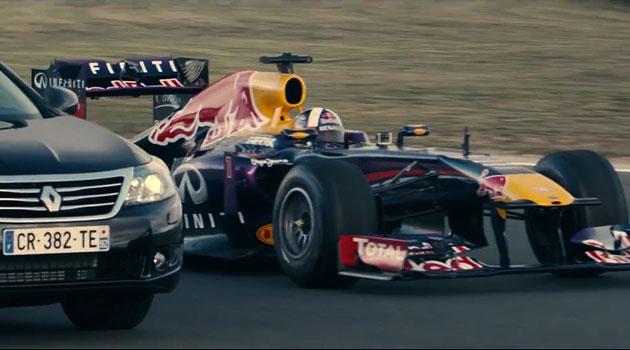 Renault festeja los 12 Títulos en la Fórmula 1