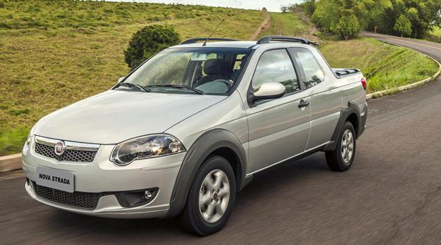 Fiat Strada Trekking