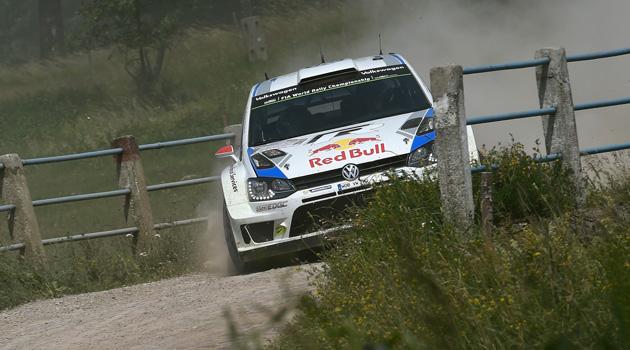WRC en Polonia