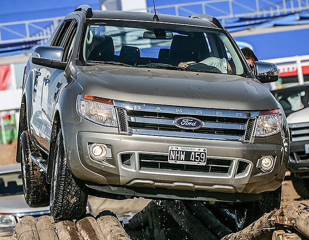 Ford en la Rural 2014