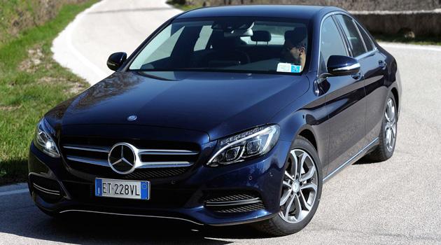 Mercedes-Benz Clase C