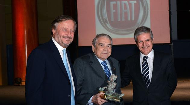 Fiat Auto Argentina recibió el Premio Fortuna