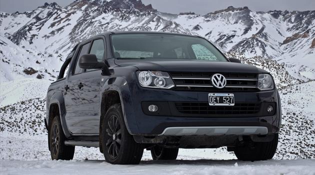 Volkswagen Amarok Dark Label
