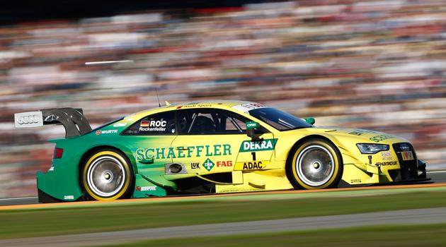 Audi Campeón 2014 en el DTM