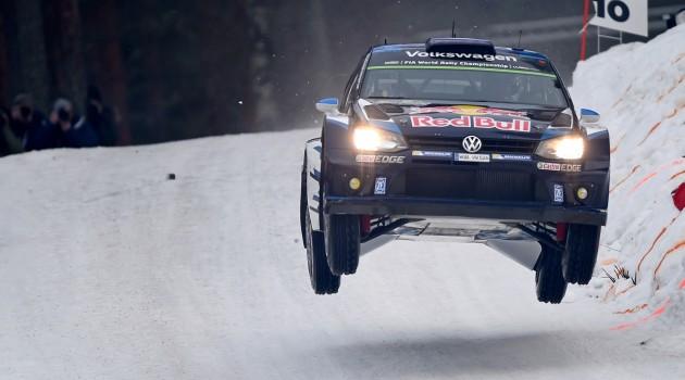Rally de Suecia 2015 - WRC