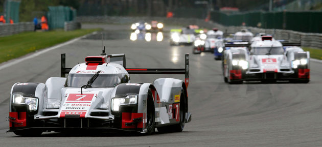6 Horas de Spa-Francorchamps - WEC