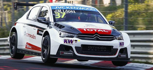 WTCC Nurburgring Pechito Lopez