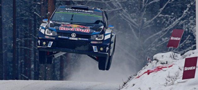 Rally Suecia 2016