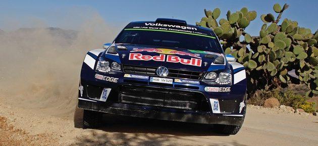 Sebastien Ogier - Volkswagen Polo R WRC