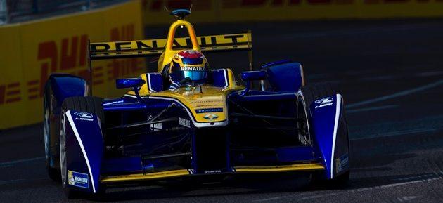 Formula E Berlin Buemi