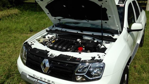 Renault Duster Oroch