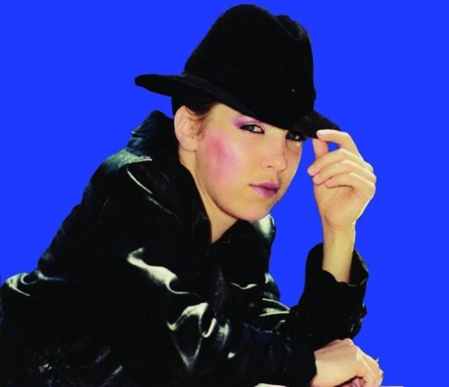 Silvia Dumitrescu in tinerete
