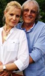 Mihai Constantinescu și soția lui, Simona Secrier