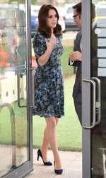 Rochia pe care Kate Middleton a purtat-o în trei ocazii.