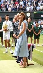 La Finala Turneului de la Wimbledon, Kate a purtat o pereche de pantofi de doar 56 de lire.