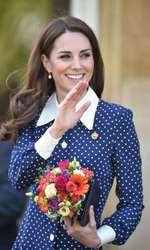 La cea de-a 75-a aniversare a D-Day, Kate Middleton a purtat o rochie pe care a îmbrăcat-o și la ziua Prințului Charles.
