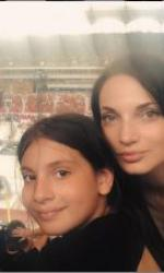 Ioana Ginghina, fiica și sora ei