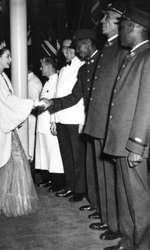 Elisabeta a II-a, în 1951