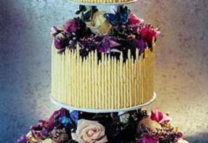 Favourite Fancy Wedding Cakes