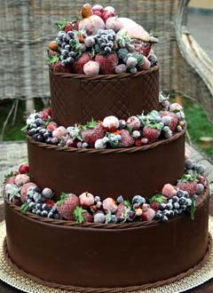 Yummy Fruit Wedding Cakes Gallery fruit wedding cake