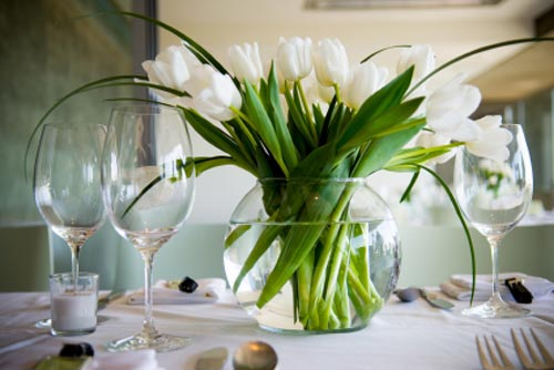 Wedding Table Centrepieces Image