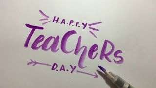 Best 25 Teachers day card 23