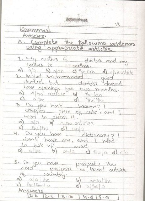 Unit 02 The Champions Class 10 English Notes 8