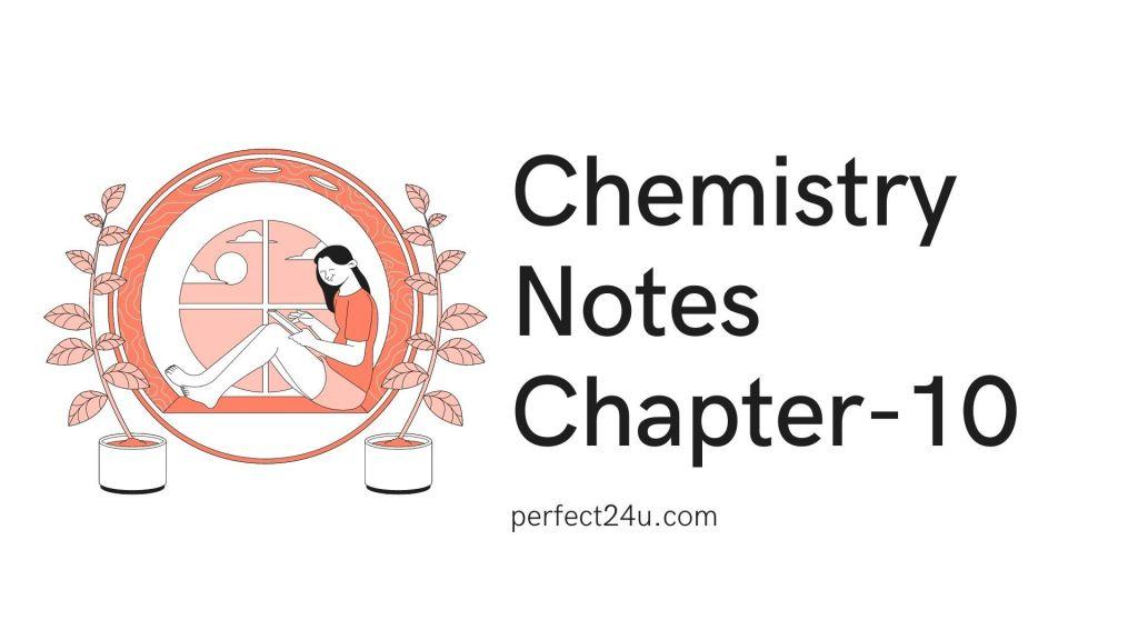KPK G10 Chemistry Notes Chapter-10 (Acids, Bases, Salts)