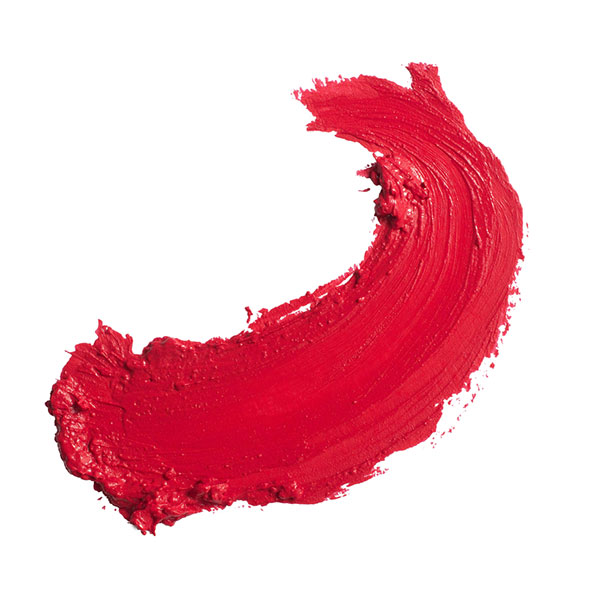 Carmine in red lipstick is not vegan