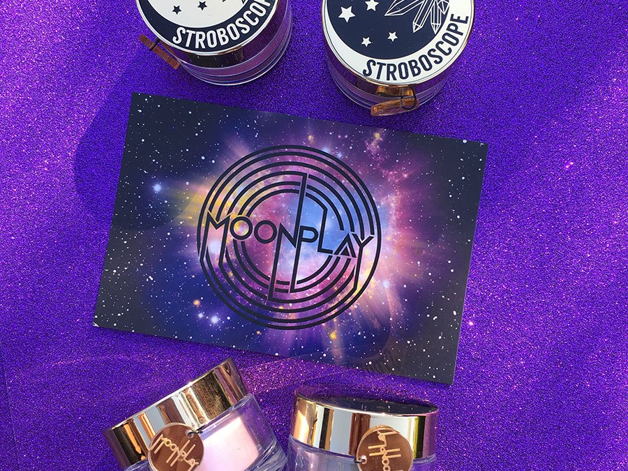 Moonplay Cosmetics Stroboscope Hyper-flash Powder review