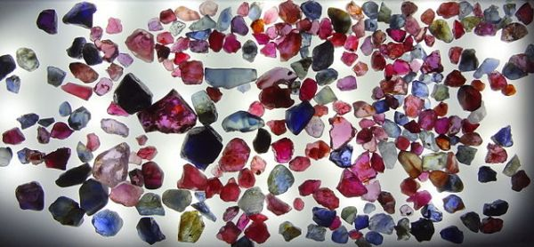 ruby stone colours and characterisitics