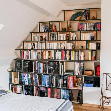 les dimensions the perfect bookshelf