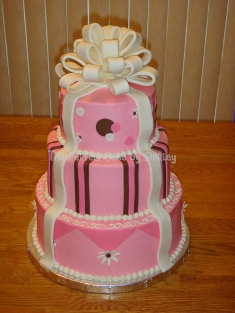 The Perfect Cake By Shirley Wedding Showers