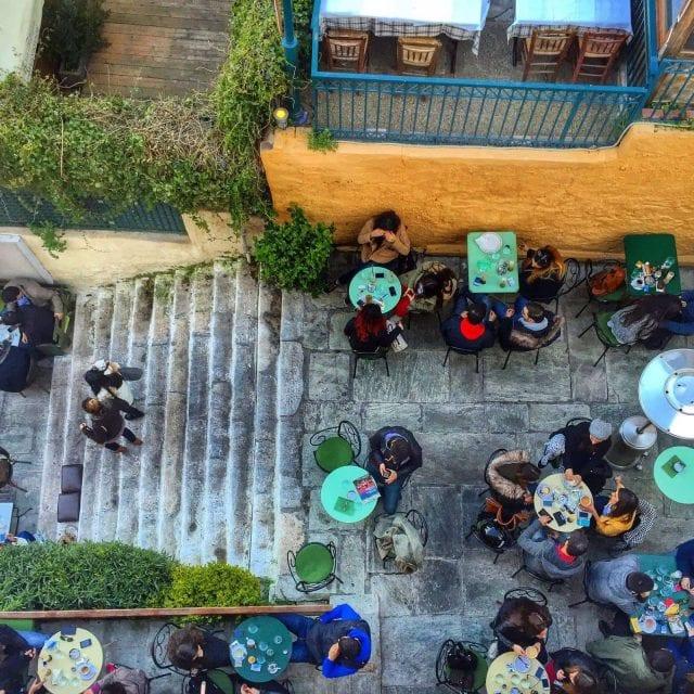 greek coffee culture