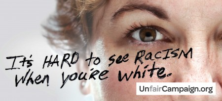 Un-Fair Campaign Billboard, Image from PerfectDuluthDay.com