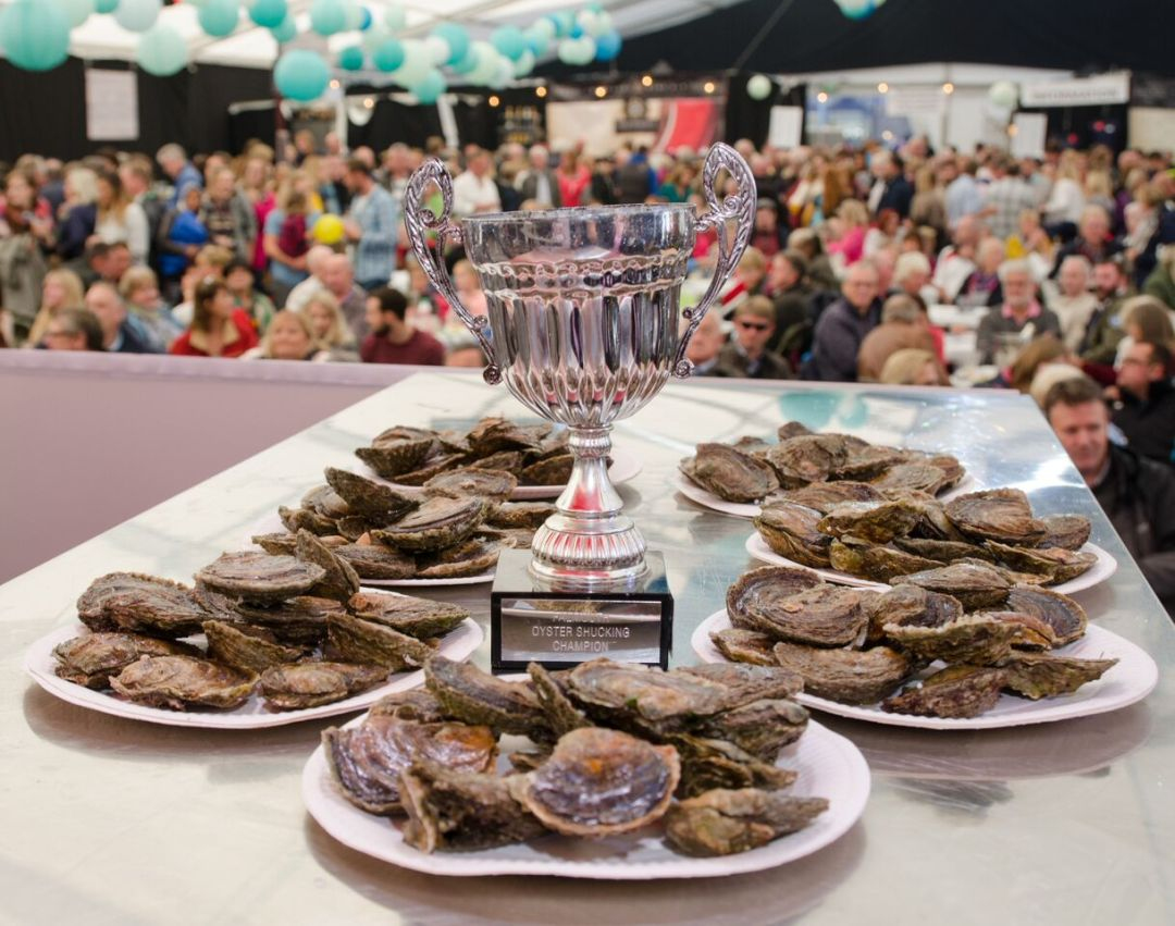 Oyster Shucking Competition