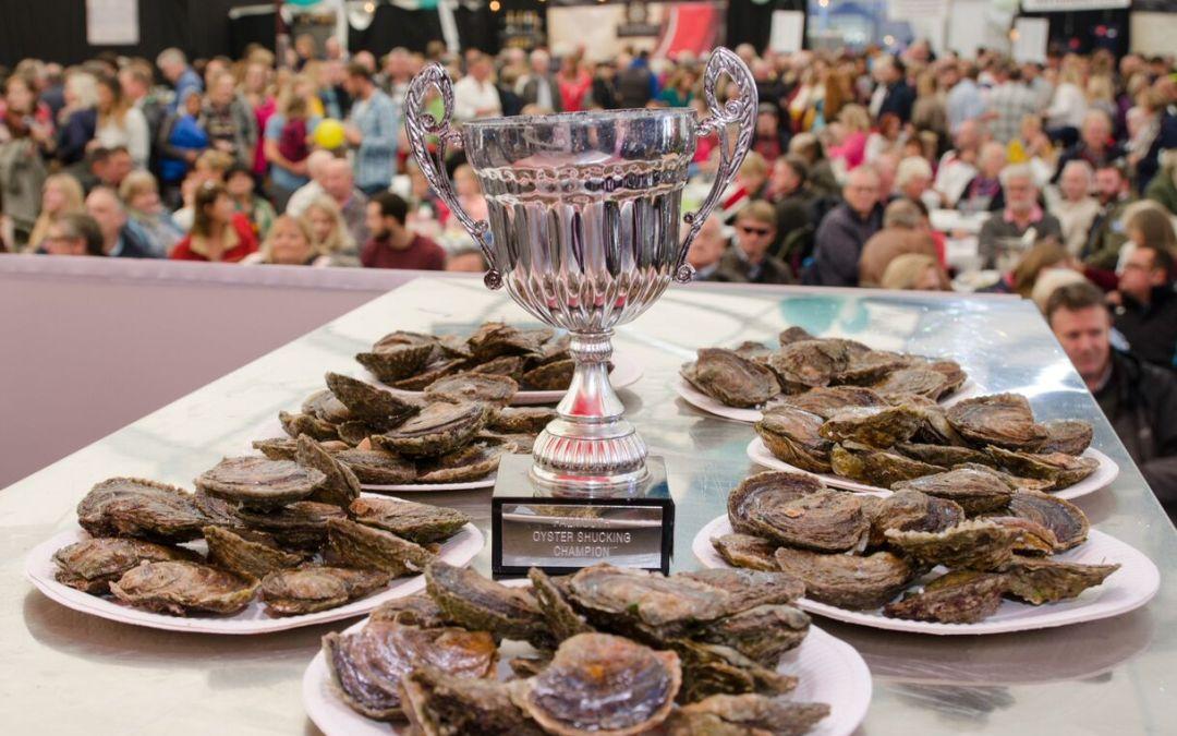 Hasil gambar untuk Falmouth Oyster Festival