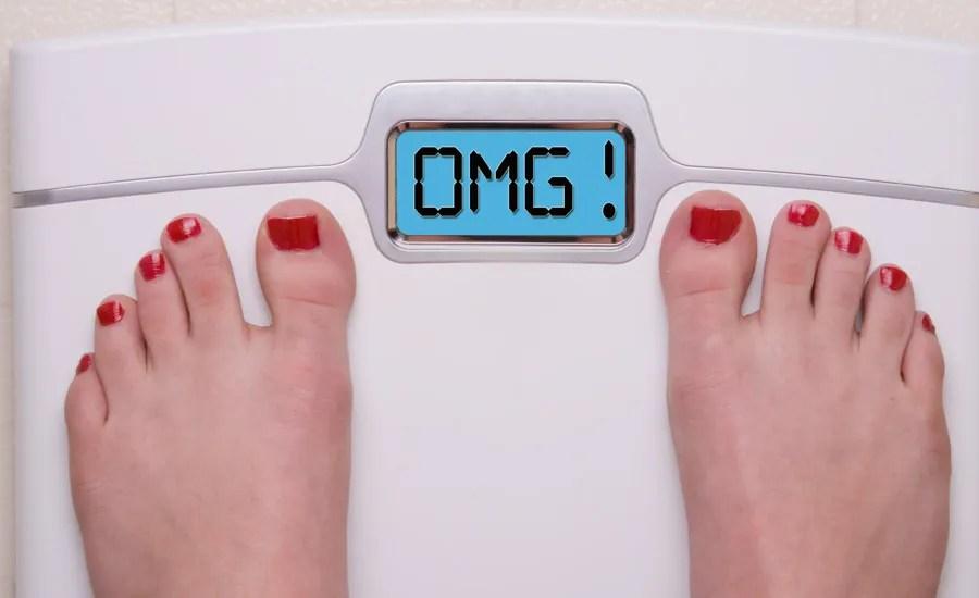My Husband Took Away My Scale!!!!