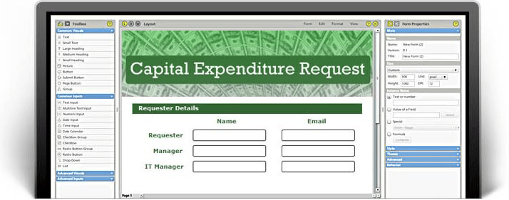 Proposal Template » Capital Expenditure Proposal Template - Cover ...
