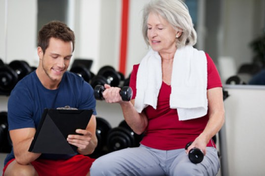 Las Vegas Personal Trainer Senior Fitness Program   Las Vegas