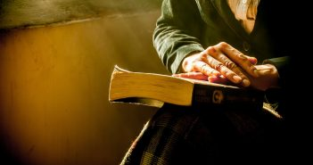 photo - reflections with the bible